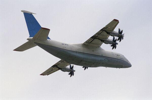 Avion militaire de transport Antonov An-70 - Sputnik France