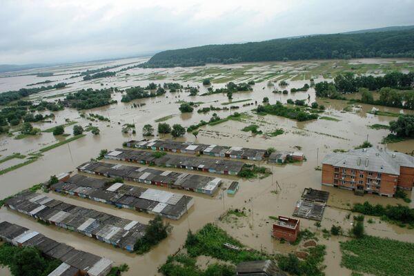 Inondation en Ukraine. Archives - Sputnik France