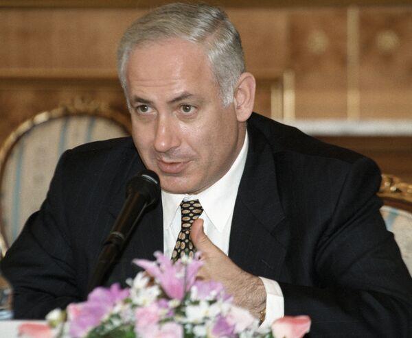 Le premier ministre israélien Benjamin Netanyahu. Les archives - Sputnik France