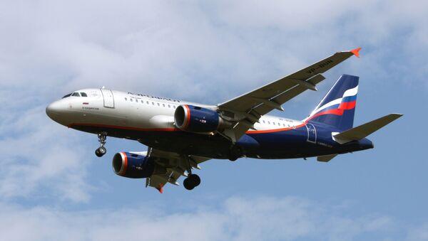 Aeroflot.  Airbus A319 - Sputnik France
