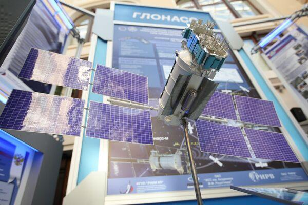 Une maquette de GLONASS-M - Sputnik France
