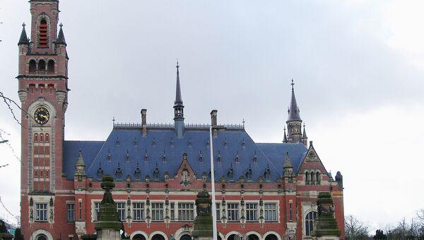 La Cour internationale de Justice - Sputnik France