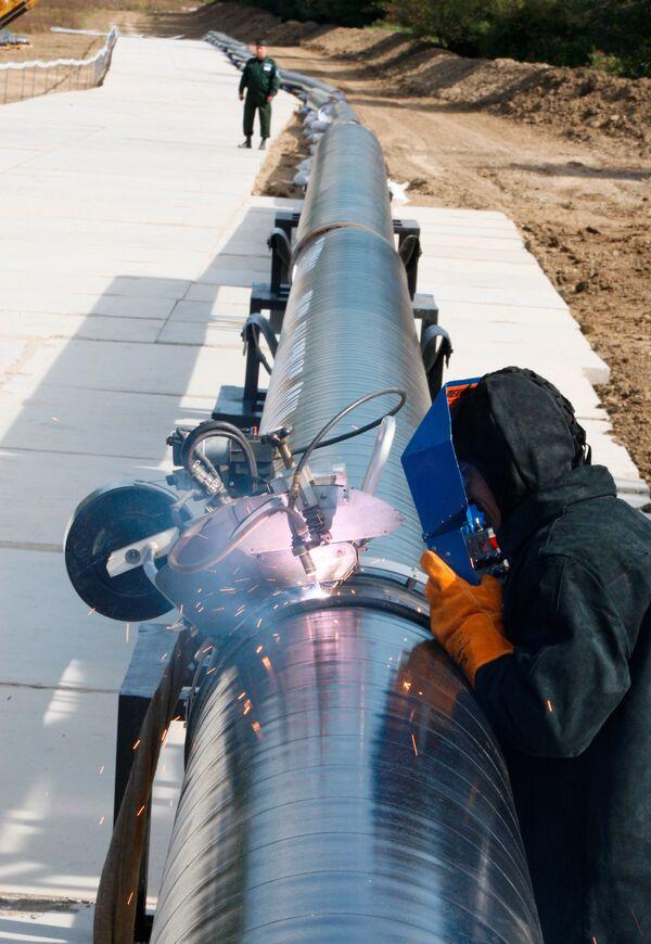 Gazoduc Nabucco: aucune concurrence avec les projets de Gazprom - Sputnik France