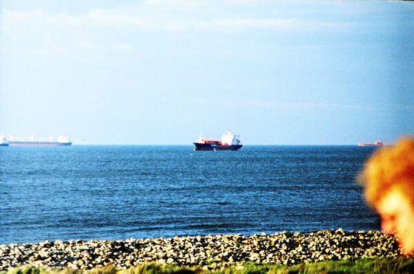 Cargo ukrainien arraisonné par Tbilissi: protestations de l'Abkhazie - Sputnik France