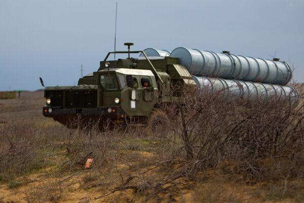 Missiles S-300 - Sputnik France