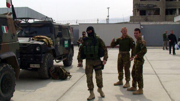 La Force internationale d'assistance à la sécurité (ISAF) en Afghanistan - Sputnik France