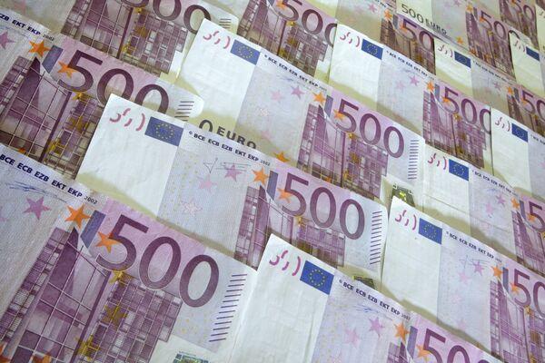 ...la Banque européenne pour la reconstruction et le développement (BERD) portera à 800 millions d'euros ses investissements dans le secteur financier russe... - Sputnik France