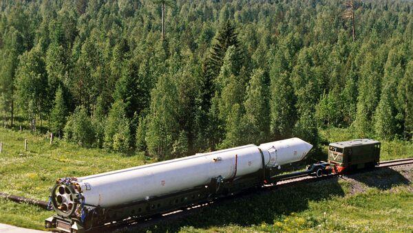 Le lanceur Tsyklon - Sputnik France