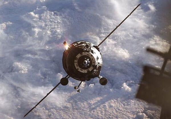 Le cargo spatial Progress - Sputnik France