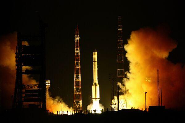 Le lanceur Proton-M  - Sputnik France