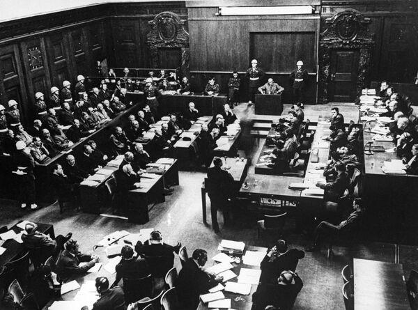 Le vaccin de Nuremberg contre le nazisme - Sputnik France