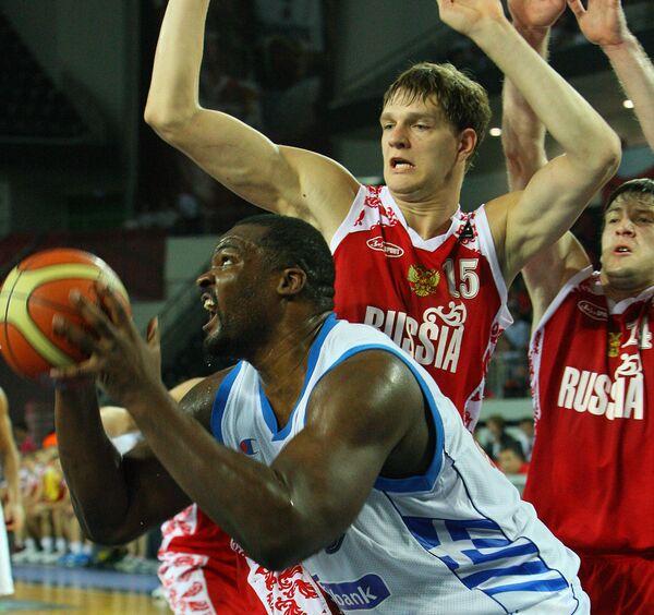 Basket - Mondiaux 2010: la Russie bat la Grèce - Sputnik France