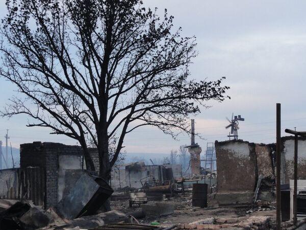 Incendies dans la région de Volgograd - Sputnik France