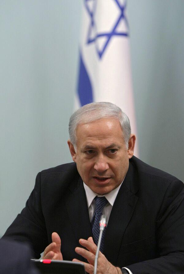 Le premier ministre israélien Benjamin Netanyahu - Sputnik France