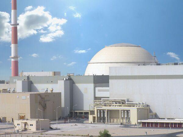 Bouchehr, la première centrale nucléaire iranienne - Sputnik France