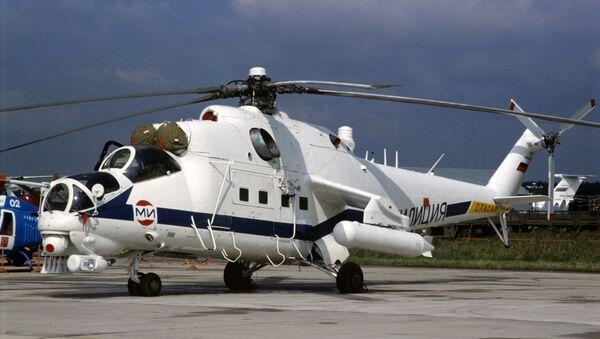 Вертолет Ми-35 - Sputnik France
