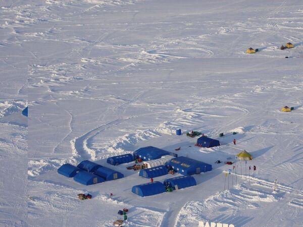 Base arctique de Barnéo - Sputnik France
