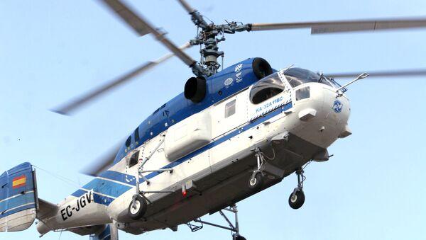 Avions et hélicoptères russes dernier cri pour la Chine - Sputnik France