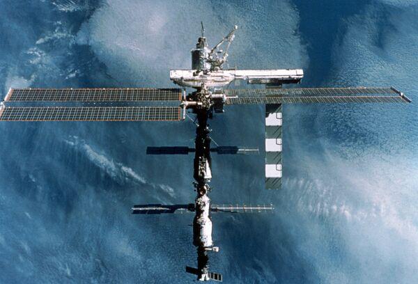 Station spatiale internationale - Sputnik France