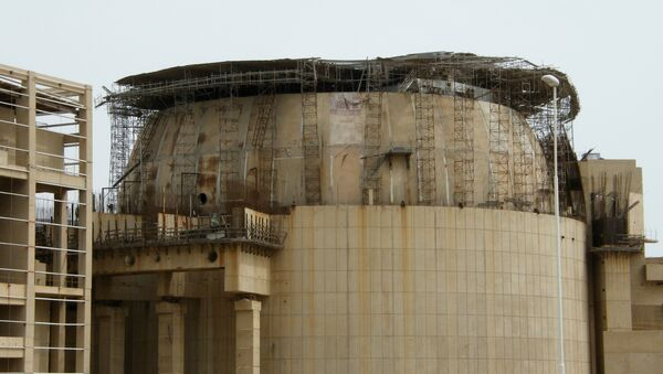 Centrale nucléaire de Bouchehr - Sputnik France