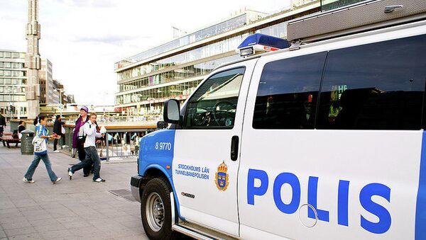 Terrorisme: la Suède relève le niveau d'alerte - Sputnik France
