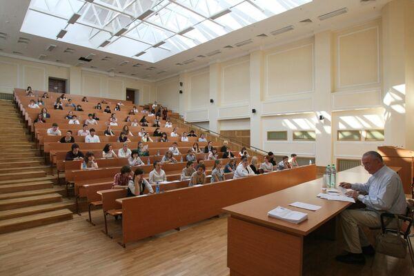 Poutine ratifie le programme de développement des universités fédérales - Sputnik France