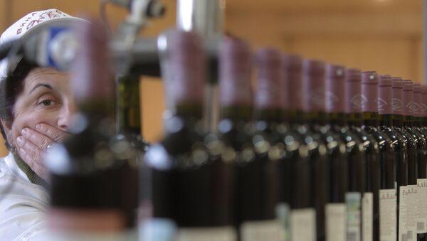 L'Association des importateurs de vin voit le jour en Russie - Sputnik France