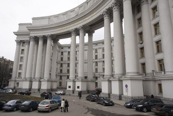 Ukraine: les diplomates invités à virer une partie du salaire aux besoins de l'armée - Sputnik France
