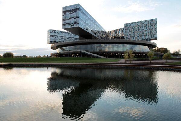 Skolkovo, un centre de recherche et développement situé en banlieue de Moscou - Sputnik France