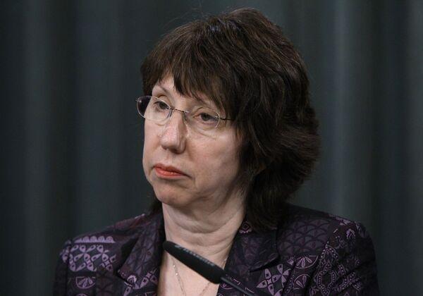 Catherine Ashton - Sputnik France