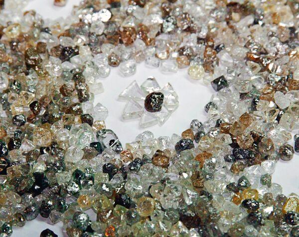 Le russe Alrosa a fourni pour 300 M USD de diamants bruts à Israël - Sputnik France