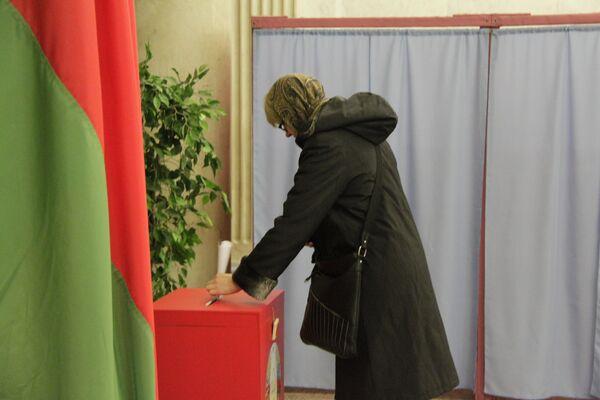 Biélorussie: l'élection présidentielle validée (officiel) - Sputnik France