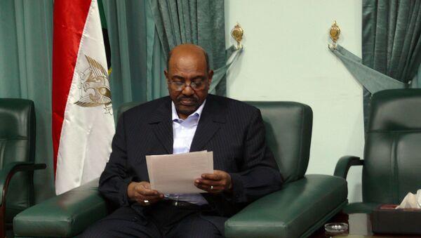 Le président soudanais Omar al-Bashir - Sputnik France