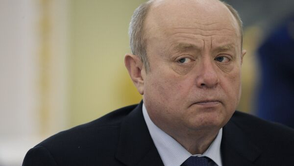 Mikhaïl Fradkov - Sputnik France