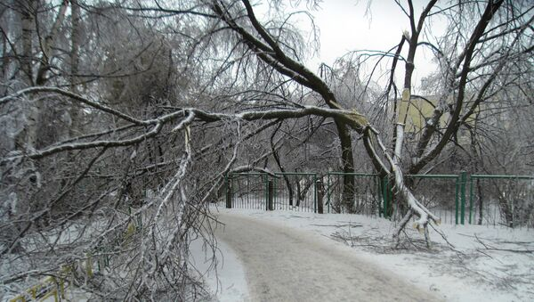 La neige - Sputnik France