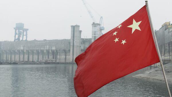 Дамба на водохранилище Даньцзянкоу в Китае - Sputnik France