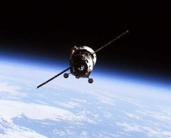 Cargo spatial Progress - Sputnik France