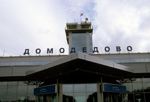 L'aéroport Domodedovo - Sputnik France