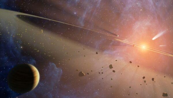 Astéroïdes - Sputnik France