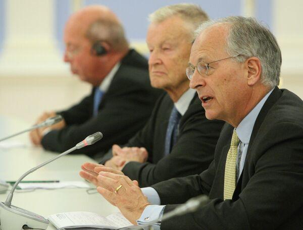 Le diplomate allemand Wolfgang Ischinger - Sputnik France