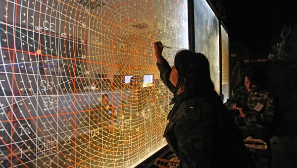 Un satellite météorologique de l'aviation US s'est égaré - Sputnik France