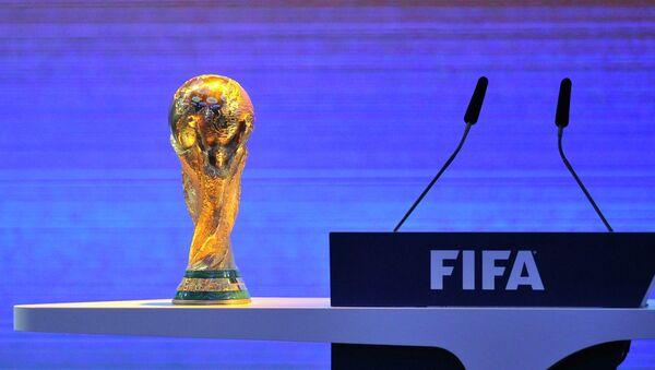 La Coupe du Monde de football - Sputnik France