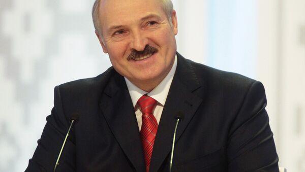 Le président biélorusse actuel Alexandre Loukachenko - Sputnik France