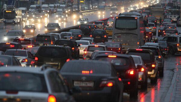Les embouteillages - Sputnik France
