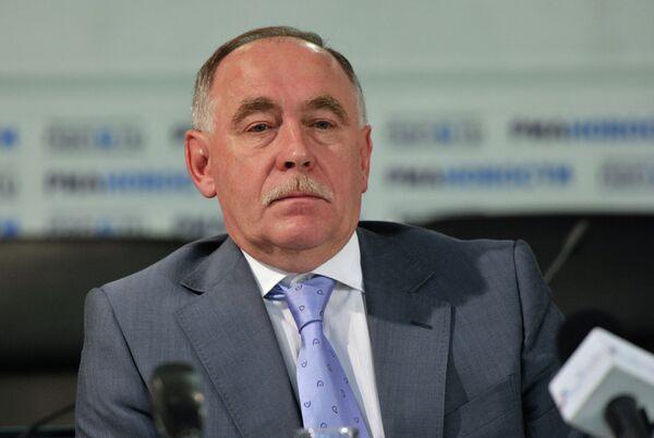Directeur du Service fédéral russe pour le contrôle des stupéfiants (FSKN) Viktor Ivanov. - Sputnik France