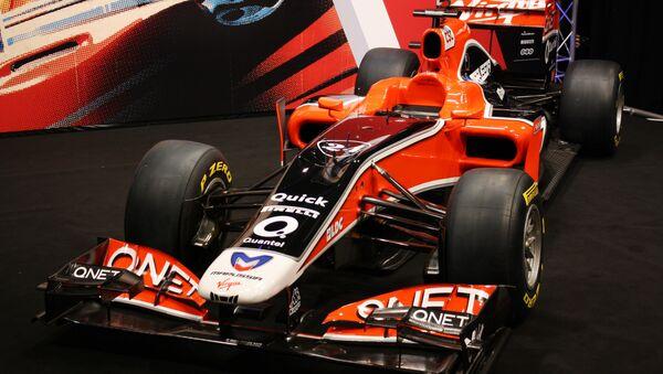 Une monoplace de Marussia F1 Team (archives) - Sputnik France