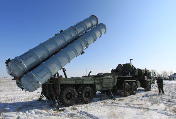 Système antiaérien et antimissile S-400 - Sputnik France