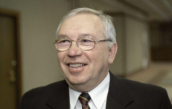 Délégué russe aux droits de l'homme Vladimir Loukine (Archives) - Sputnik France