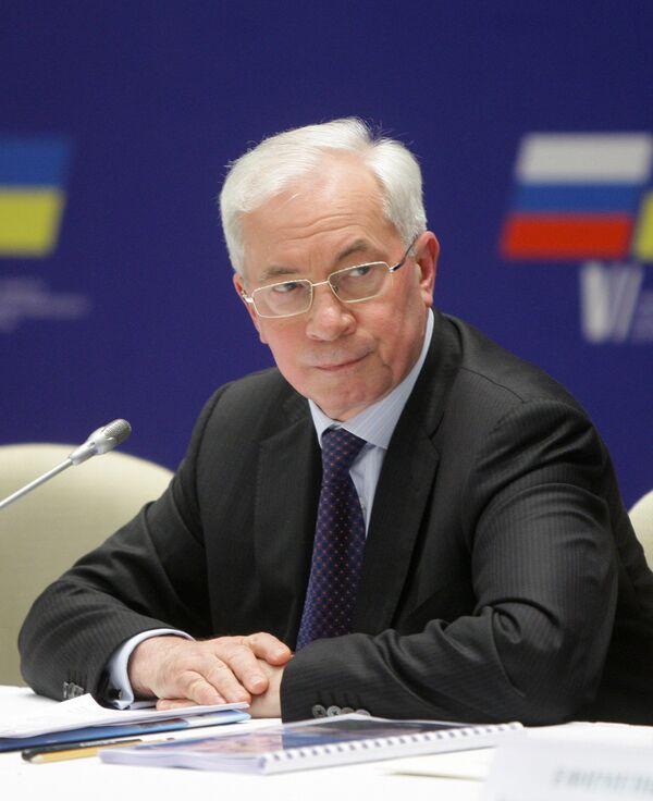 Nikolaï Azarov - Sputnik France