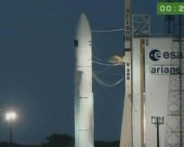Le cargo européen ATV-2 s'arrime à l'ISS - Sputnik France